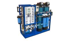 Ampac USA - Model 1500 GPD - Water Store Reverse Osmosis Fully Equipped
