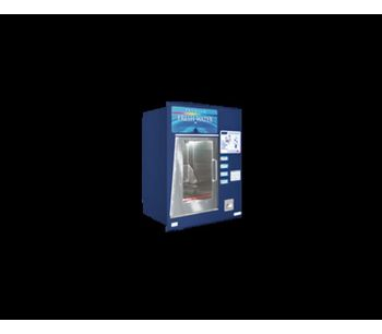 Window Water Vending Machine