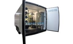 Ampac - Model SW100K-LX - Mobile Seawater Desalination Watermaker System