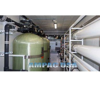 Ampac - Model SW80K-LXC - Mobile Seawater Desalination Watermaker