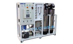 Ampac - Model SW1500-LX - Seawater Desalination Watermaker (Land Based)