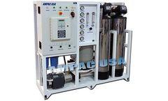 Ampac - Model SW2000-LX - Sea Water Desalination Watermaker (Land Based)