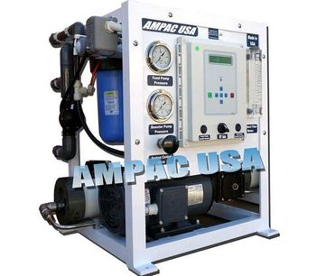 Ampac - Model 600GPD - 2270LPD - Seawater Desalination Watermaker