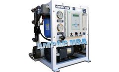 Ampac - Model 800GPD - 3000LPD - Seawater Desalination Watermaker