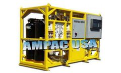 Ampac - Model SW20K-Class1-Div2 - Off-Shore Sea Water Desalination Watermaker