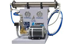 Ampac - Model 300 GPD - 1135 LPD - Brackish Water Reverse Osmosis System