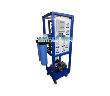 Ampac - Model 2200 GPD - 8300 LPD - Commercial Reverse Osmosis System