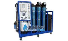 Ampac - Model AP3000-LX-ALK - Alkaline Water Reverse Osmosis System