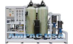 Ampac - Model AP20K-LX - Industrial Reverse Osmosis 20,000 GPD - 3.18m3/hr