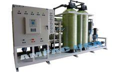 Ampac - Model AP25K-LX - Industrial Reverse Osmosis System 25,000 GPD - 4.0m3/hr