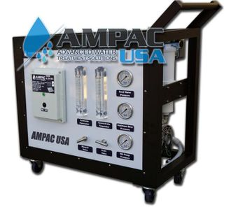 Ampac - Model TR-300 - Mobile Reverse Osmosis System 300 GPD