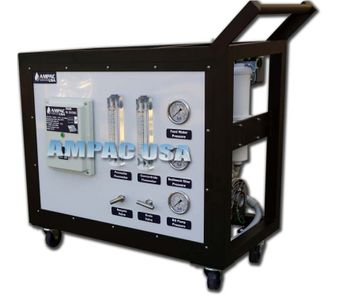 Ampac - Model TR-500 - Mobile Emergency Portable Reverse Osmosis Systems 500 GPD