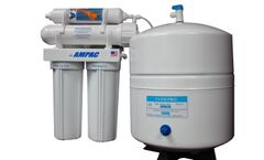Ampac - Model APRO4 - 4 Stage Reverse Osmosis Drinking Water Filter System