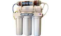 Ampac - Model ALK-RO5 - Alkaline Water Reverse Osmosis Drinking Water Filter System