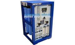 Ampac - Model APRO1200 - Commercial Reverse Osmosis System 1200 GPD - 4500 LPD