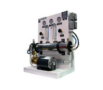 Ampac - Model APRO1000 - Commercial Reverse Osmosis 1000 GPD - 3780 LPD
