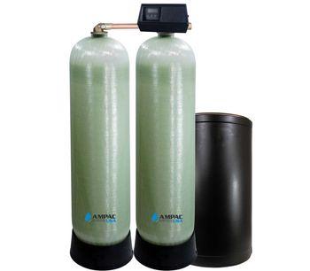 Ampac - Model AP8000S - Dual Alternating Ion Exchange Water Softener