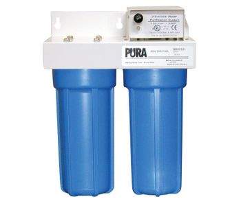 Ampac - Model UVB2-EPCB - Pura Ultra Violet Disinfection System