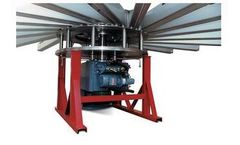 Friborator - Model TRG - Gas/Liquid Mixing Turbines with Pressure Support