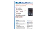 Apollo - Model BC7 - Batch Controller - Datasheet