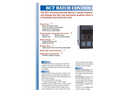Apollo - Model BC7 - Batch Controller - Datasheet