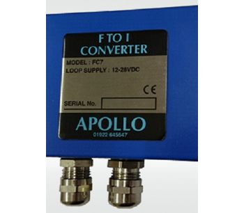 Apollo - Model FC7 - Frequency to Current Converter