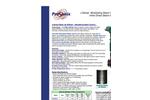 ProSonix - Model PSX J-Series - Modulated Steam Flow Control Heater  Brochure