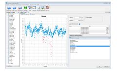 hydrograv - Version proload.data - Software for Extensive Data Evaluations