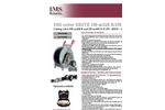 IMS Drive - Model 100 m / 150 m / 328 ft / 492 ft - Robust Cutting Robot - Brochure