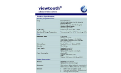 Subsea Wireless Video Camera Viewtooth