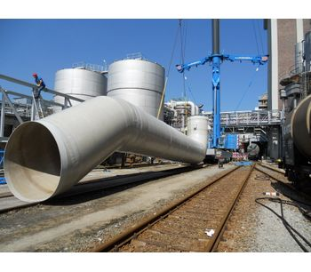 Industrial Piping System