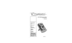 FlowKinetics - Model FKS 1DP-PBM - Digital Manometer-  Manual