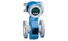 Proline Promag - Model 50W, 53W - Electromagnetic Flow Measuring System
