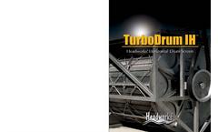 TurboDrum - Model IH - Horizontal Drum Screen Brochure