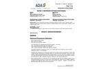 FastPAC - Model Premium - Brominated Carbon - SDS