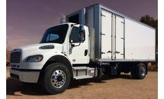 ALPINE - Model STAK Series - Mobile Shred Trucks