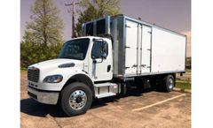 ALPINE - Model V-MAX Series - Mobile Shred Trucks