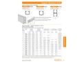 Enduro - Fiberglass Strut - Datasheet Imperial
