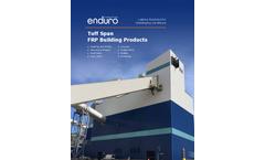 Enduro FRP Tuff Span Catalog & Technical Guide
