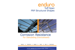 Enduro Tuff Span - Fiberglass Structural Shapes - Catalogue