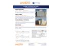 DuroSpan - Model FRP - Cooling Tower Panels - Brochure