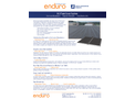 Enduro - Model XL3 - Fiberglass Tank Cover System - Brochure