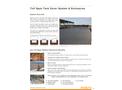 Tuff Span - Walk-In Fiberglass Tank Cover - Brochure