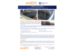 Enduro - Model FRP - Fiberglass Weirs and Scum Baffles - Datasheet