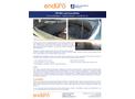 Enduro - Model FRP - Fiberglass Weirs and Scum Baffles - Datasheet
