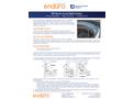 Enduro - Model FRP - Density Current Baffle Systems - Brochure
