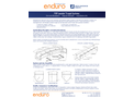 Enduro - Model FRP - Fiberglass Launder Trough Systems - Brochure