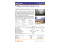 Enduro Tuff Span - Model 7.2D x 1.75 - Fiberglass Rib Panel - Datasheet