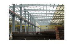 Enduro Tuff Span - Model 2.67 x 7/8 - Fiberglass Corrugated Panel