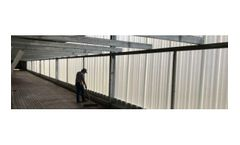 DuroSpan - Model FRP - Agricultural Building Panels